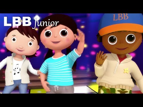 1, 2 It's Time To Dance | Original Songs | By LBB Junior