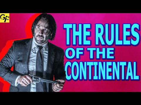 THE CONTINENTAL HOTEL Explained | John Wick