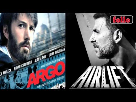 Akshay Kumar Feels It's An Insult To Compare Argo With Airlift