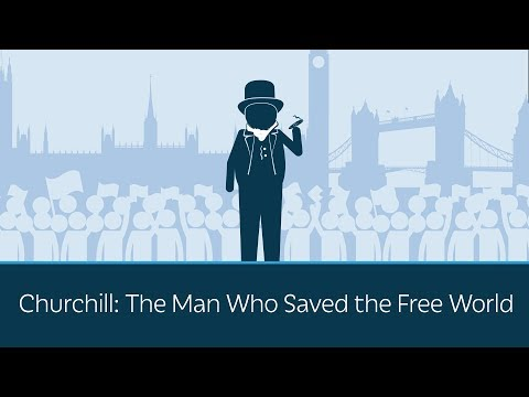 Churchill: The Man Who Saved the Free World