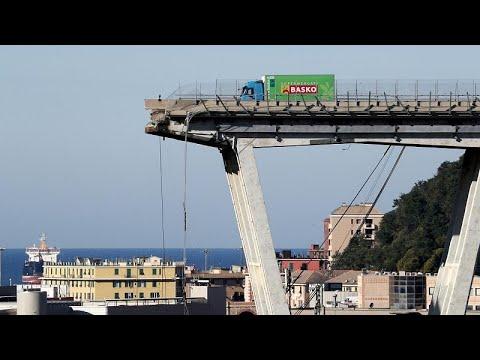 Γένοβα: H μοιραία γέφυρα δεν έπρεπε να λειτουργεί