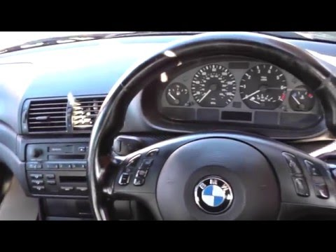 BMW E46 Interior Review