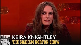 Keira Knightley's Tremendous Toothy Talent | The Graham Norton Show | BBC America