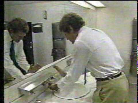 David Letterman in 1987