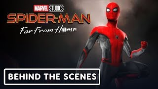 Tom Holland Explains Spider-Man: Far From Home's New Spidey Suits by IGN
