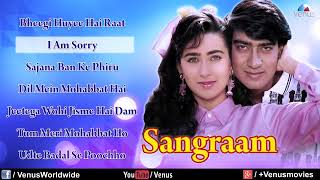 Download Lagu Sangraam - Sangraam - Full Song | Ajay Devgan, Karishma Kapoor, Ayesha Jhulka | JUKEBOX | Mp3