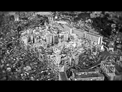 The Lawless City in Hong Kong – Kowloon Walled City