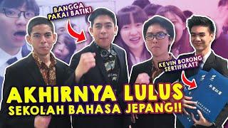 Video AKHIRNYA LULUS SEKOLAH BAHASA JEPANG!!   Life in Japan 2 MP3, 3GP, MP4, WEBM, AVI, FLV Juni 2019