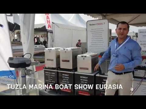 "Boat Show Eurasia 2018 ""ENGEL"" Standımız"