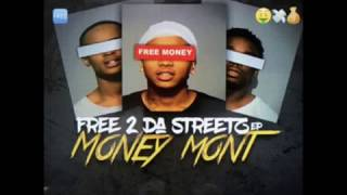 """Free 2 Da Streets""  (TRACK LIST)1. Money Mont Speaks2. Grindin' Swipin Sackin'3. The Reminder Ft. Young Vets4. MCM Ft. S Dot5. Daddy Daughter Ft. Young Vets6. Rico Ft. CapDrive Montana7. Money Mont Best Verses"