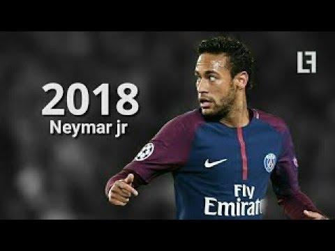 Neymar Jr 2018 - PSG - All Skill & Goals, Assists 2017/18 HD