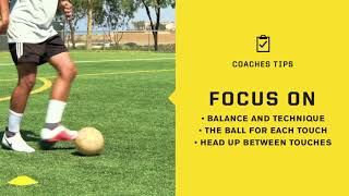 GoldenTouchDrills Passing TwoTouch