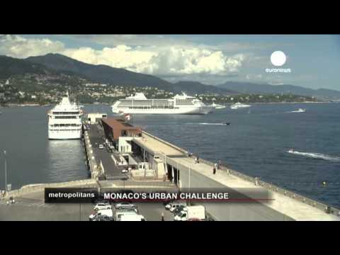 Monaco, les défis de l'urbanisation