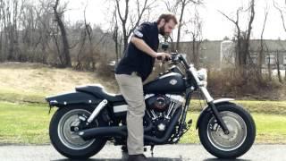 9. 2009 Harley Davidson FXDF - Dyna Fat Bob