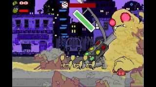 Game Boy Advance Longplay [081] Alien Hominid