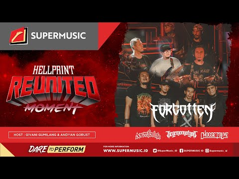 Reunited Moment Eps. 2 - Forgotten | Down For Life | Choose To Live | Hegemony Of God