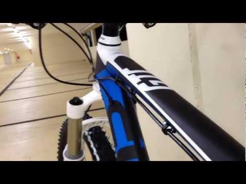Cube Reaction GTC Race 2012 MTB Carbon Hardtail