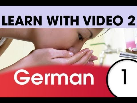 Learn German with Video – Talking About Your Daily Routine