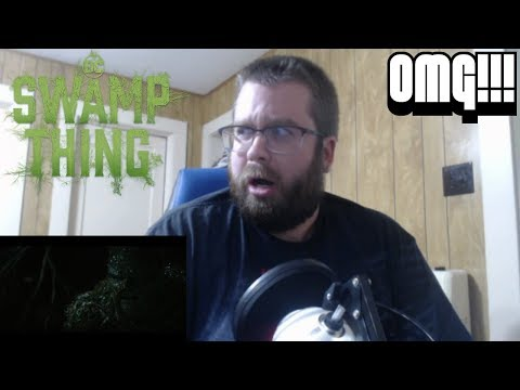 """Swamp Thing 1x2 """"Worlds Apart"""" Reaction/Review!"""