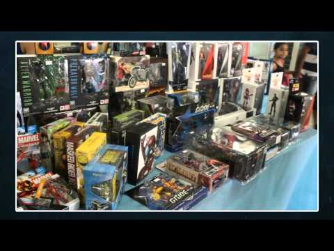 Não Compro Pipoca #F.2.2 - Santos Comic Expo