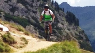 Selva Di Cadore Italy  city photo : TransAlp Mountain Biking: Cortina to Selva Di Cadore | Italy