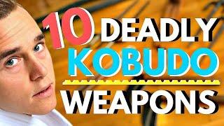 Video 10 DEADLY WEAPONS FROM OKINAWA (KOBUDO) — Jesse Enkamp MP3, 3GP, MP4, WEBM, AVI, FLV Mei 2019
