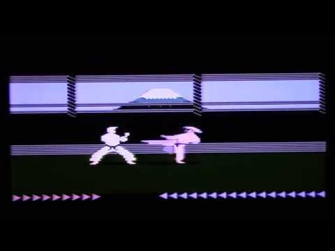karateka atari oyunu oyna