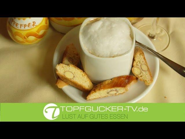 Italienische Mandelkekse - Cantuccini   Topfgucker-TV