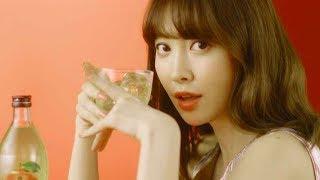 小嶋陽菜出演・AKB48卒業後初ソロで歌う替え歌は…/キリン 皮ごこちCM15秒