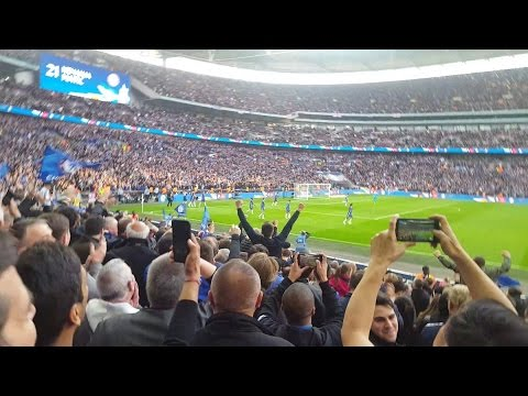 Chelsea Vs Spurs 4-2 Goals and Reactions HD