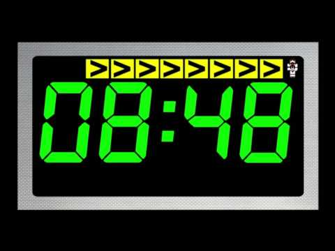 Video 20 Minute countdown timer with 16bit music download in MP3, 3GP, MP4, WEBM, AVI, FLV January 2017