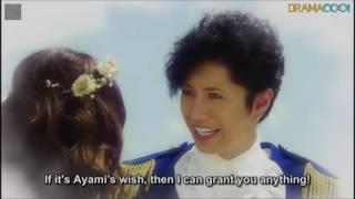 Ayami Meeting Yumeoji For The First Time    Akumu Chan Ep 1