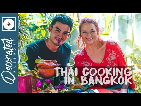 THAI COOKING LESSON IN BANGKOK WITH TRAVELING SPOON