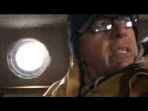Gale in the Greenland Sea