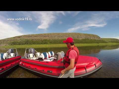 лодка фрегат 400 видео