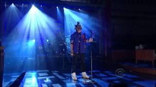Video The Weeknd Live @ Late Show With David Letterman - Pretty MP3, 3GP, MP4, WEBM, AVI, FLV Juli 2018