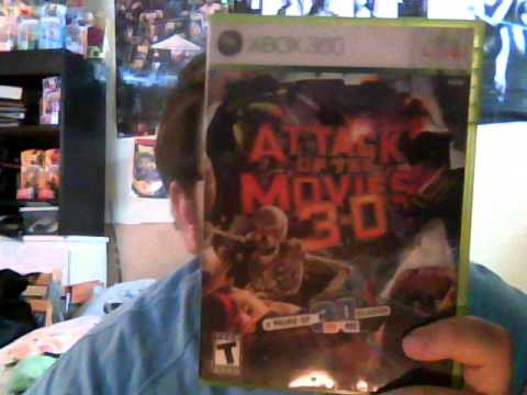 Attack of the movies 3D review