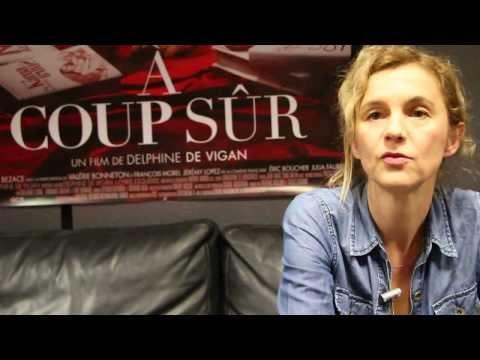 Vid�o de Delphine de Vigan