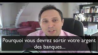 Video Sortez votre argent des BANQUES avant qu'il ne soit trop tard ! 1/2 MP3, 3GP, MP4, WEBM, AVI, FLV Oktober 2017