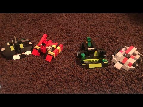 LEGO battlebots season 3 finale: A champion is crowned hyper lash
