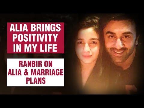 Ranbir Kapoor SPECIAL Words For Alia Bhatt