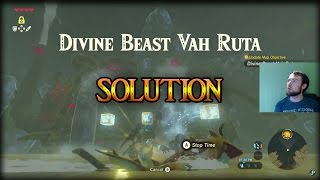 Divine Beast Vah Ruta Terminal Solutions.----------★ Welcome to the Channel! ★----------➜Fan Art? Send it to my twitter or email me at jakepetergames@gmail.com➜Fan Mail has been closed for the time being, sorry!➜Why should you sponsor?1. You get an awesome JP badge next to your name and a green line to differentiate you in chat.2. You get your name written on my sponsor shirt!3. After 6 consecutive months I will send you a thank you card.4. You also directly benefit the channel :DSponsor here: https://gaming.youtube.com/c/jakepetergaming#action=sponsor