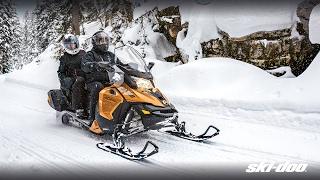 8. Le Grand-Touring 2018 - Ski-Doo