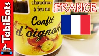 Japanese Trying French Food (Taste Test) PROVENCE