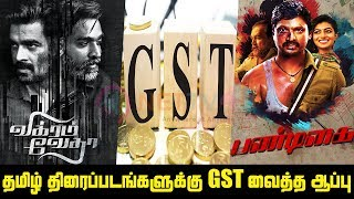 GST by the Central government and the Entertainment Tax from the state government have brought a big headache to the cinema industry. Due to GST and Entertai...