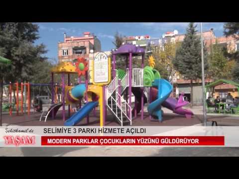 Selimiye 3 Parkı hizmete açıldı