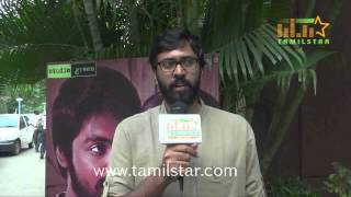 Krishnan Vasanth at Darling Movie Press Meet