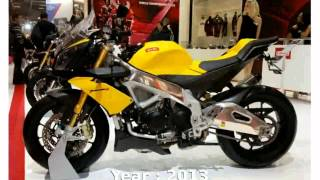 6. Aprilia Tuono V4 -  Dealers Features