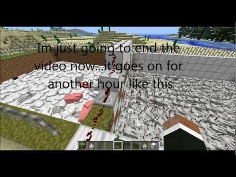 Minecraft - Wolves Vs. Sheep