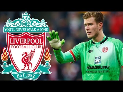 OFFICIAL LORIS KARIUS SIGNS FOR LIVERPOOL F.C.